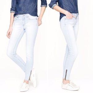 🎉HP🎉J. Crew Toothpick Jeans